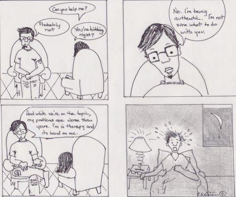 Night terrors cartoon