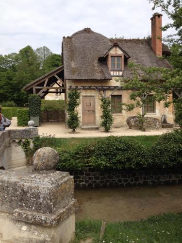 Marie Antoinette's Hideaway At Versailles